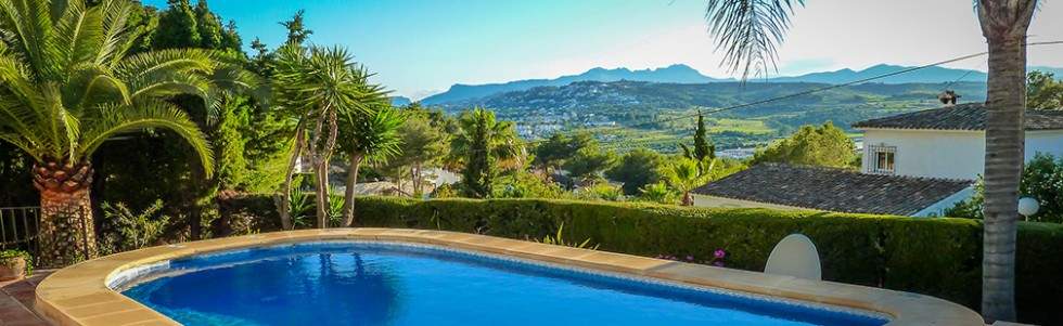 Costa Blanca Private Villa with Pool